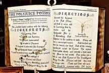 Harry Potter Party Ideas / by Bubble Trump Ltd