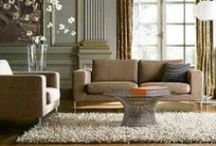 STYLE: Contemporary / Contemporary Home Decor has clean sleek lines without a lot of frills and patterns.  / by Carpet One