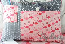 SEWING FOR THE HOME / Cushions, quilts, lampshades, oven mitts, placemats and anything else to do with the home
