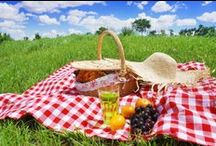 Picture Perfect Picnic / A collection of food, #recipes and ideas that will turn an ordinary picnic into extraordinary!  / by Dei Fratelli