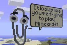 Entertain ➡ Minecraft