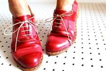 shoes / boots, flats, heels and more! / by Lindsey Cheney