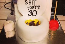 30th Man Bday party / Planning my hubby's 30th!