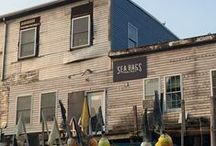 Sea Bags Stores / Portland, Freeport, Cape May, and Rockport