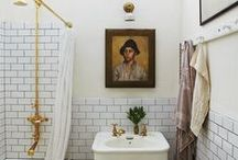 wash / bathroom decor