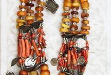 authentic berber jewelry / authentieke berber sieraden