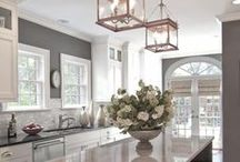 Decor - Kitchens, living rooms & hallways