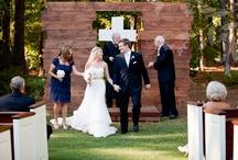 Wedding Inspiration & Our Actual Wedding Pics