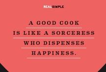 Food Glorious Food / by Lindsey Pionek