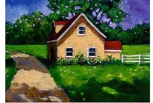 Cottages / by Bethlene Beckman