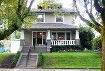 {Beautiful Older Homes - Laurelhurst style}