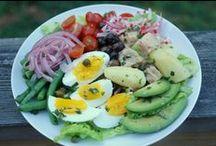 Salads / by Susy Slais