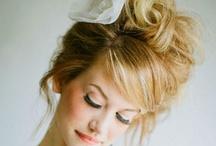 Hair/ beauty / by Sarah Gedda Finney