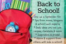 #BackToSchool #ProTips from the #GoodFoodForce! / We're sharing our favorite tips and strategies for the Back to School season, with a special emphasis on healthy kids and schools.  / by MomsRising.org