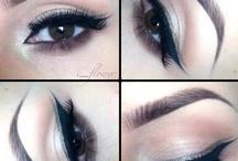 Make-up / by Ishwaryaa Dhandapani