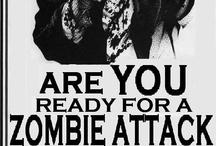 Zombie Apocalypse Needs / by DarkIslandCity