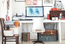{Craft Room Inspiration}