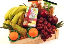 Gifts | Fruit Baskets / Fruit baskets make a brilliant gift... for example, you can give as a get well soon gift or to a student as a good old fashioned healthy boost!