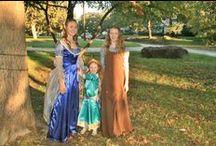 Costume Ideas / Dress-up, theater performances, halloween