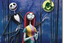 The Nightmare Before Christmas / by Alison Barbosa