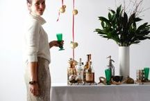 {The perfect hostess}