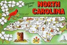 I Like Callin' North Carolina Home / a collection of all things N.C. / by Debra Beach