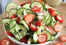 Scrumptious Salads and Sides