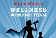 Wellness Wonder Team / The Wellness Wonder Team is a special group of MomsRising members across the nation who help spread the word about health coverage in their communities. They help their friends & family get information about affordable healthcare by sharing resources like the ones on this board! To join the Wellness Wonder Team, just visit our signup page: http://action.momsrising.org/signup/wwt/ / by MomsRising