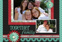 Scrapbooking - Family / Page ideas for all of your family photos, including grandparents, aunts and uncles or just your immediate family. / by Yank in Australia .