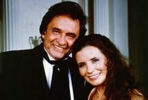 The Man In Black / Anything and Everything related to Johnny Cash and his awesomeness. / by Tameray Brazeal