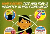 Moms say no to junk food marketing to kids / Where moms join together to end junk food marketing  / by MomsRising
