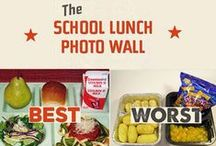 Moms like healthy school food! / Highlighting the inspiring changes happening around school meals and snacks!  / by MomsRising.org