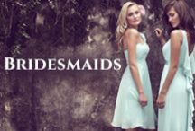 ♥ Bridesmaids ♥ / Bridesmaids, otherwise known as BFF's or Besties. View Bride&co's range of #bridesmaids dresses, with all the styles and colours from R950 each at stores nationwide.