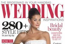 ♥ Wedding Mags We Love ♥ / We did all the work for you. Here's our favourite collection of South African #wedding #magazines.