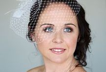 ♥ Wedding {Veils} ♥ / Yes they're traditional and timeless, but they're also elegant and endlessly beautiful. Wedding veils are an affordable and easy way to transform your look from ceremony to your reception.