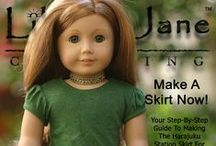 American Girl / Doll clothes, crafts, DIY things
