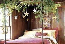 Fairy Theme Bedroom