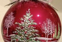 'Tis the Season for Ornaments / Christmas Ornaments