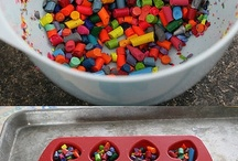 Fun For A Rainy Day (Kids Crafts)