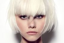 Edgy Bob Haircuts / by Thais Lima