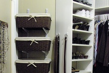 **Staying in the Closet should be fun. / Closet organization ideas / by Indy