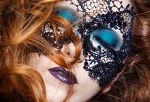 BEAUTY WORKS / Makeup works by Aarón Blanco
