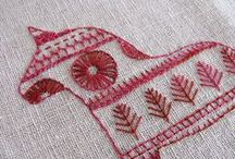 Threaded Things / Cross stitching, embroidery, yarn, etc.! / by Leah Monson