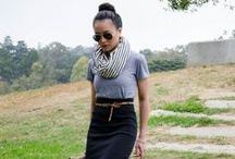 Travel Style - Clothes & Outfit Ideas