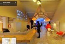 Visites virtuelles / Visites virtuelles panormamiques classiques et 360° des entreprises et commerces dans Google Street View - Brest - Finistère
