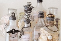 Bottles, Jars & Cans, Oh My! / by Jill Anderson