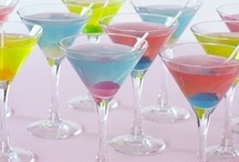 Bar-tending 101 / Any Food or Drink made with Alcohol / by Rachel Briese