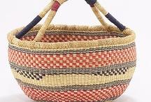 Baskets / Cestaria