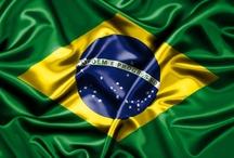 Brasil / ... dos contrastes, da miscigenação, da cordialidade, da malandragem, do sol, da liberdade....dos brasileiros. / by Marta Bonvino