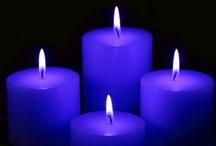Candles / Iluminando a mente, o espírito, os caminhos...